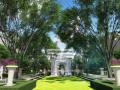 [四川]典藏级法式风情园林多维立体花园住宅景观设计方案