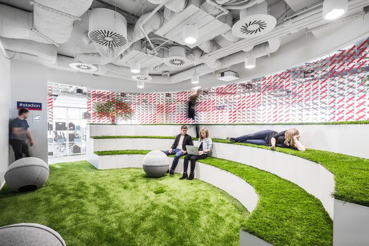 #办公空间设计案例#波兰MediaCom总部办公室-017-MediaCom-Warsaw-by-Workplace
