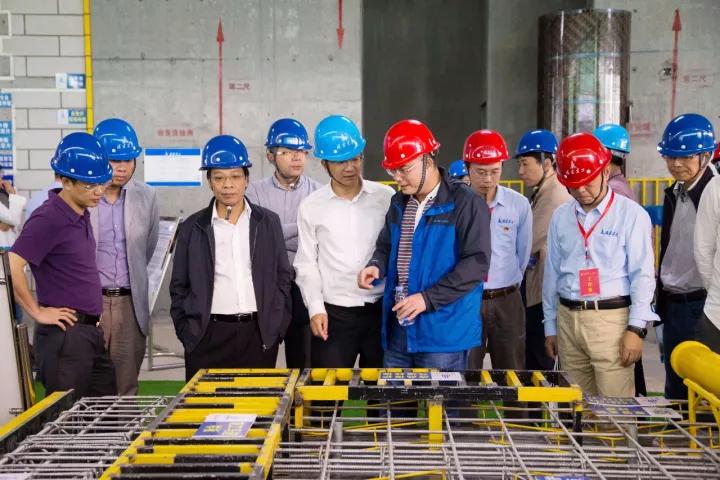 福建省工程质量观摩会,看富闽时代广场有哪些BIM应用?