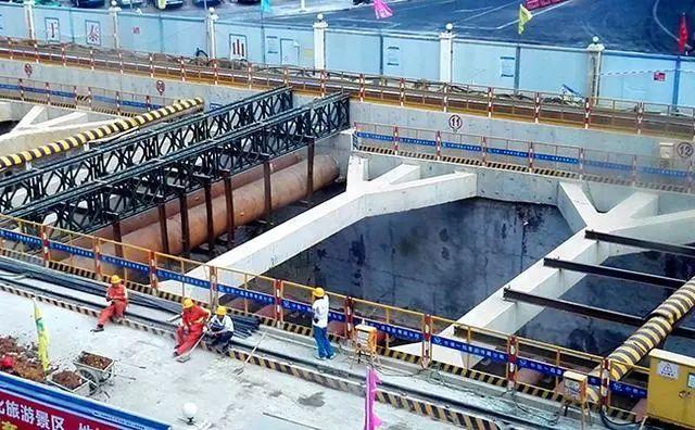 """每年节水2万吨!中国首个地铁""""海绵车辆段""""正式投用"""