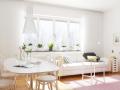 温暖明亮客厅3D模型下载