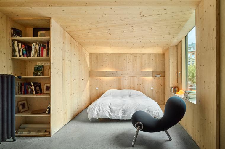 法国斯特拉斯堡办公室与住宅建筑-17