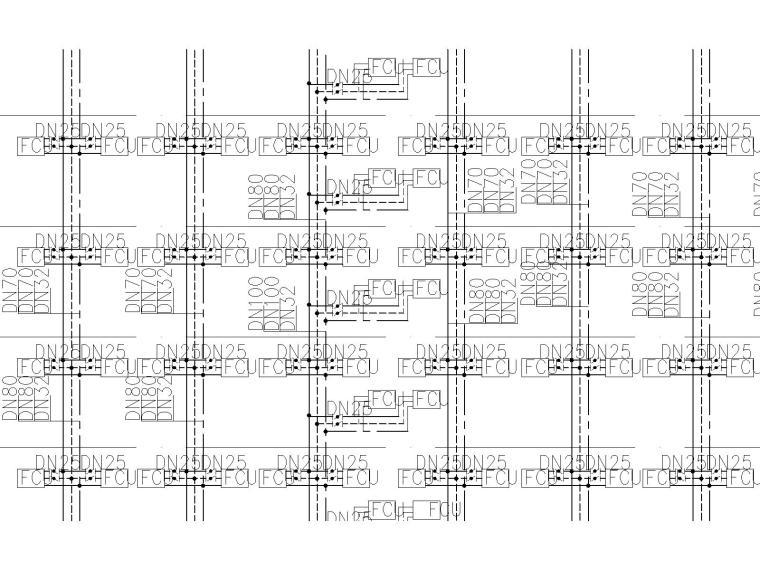 [乌兰察布]医院暖通施工图-(大院出品,含制冷机房详细设计图)_5