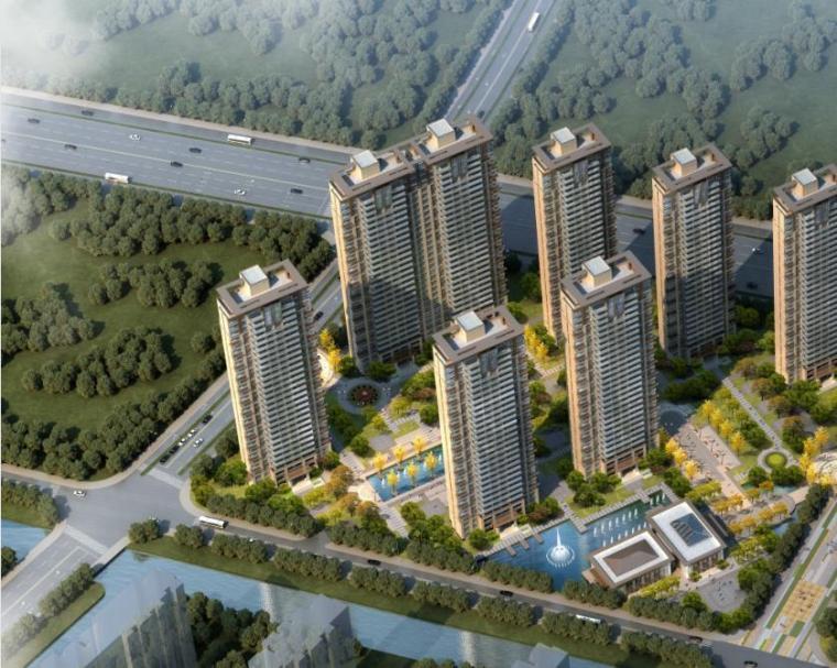 [江苏]河西平良大街居住区方案设计(PDF+183页)