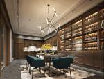 14套后现代风格餐厅厨房3D模型