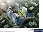 合肥国耀广场商务中心区规划设计
