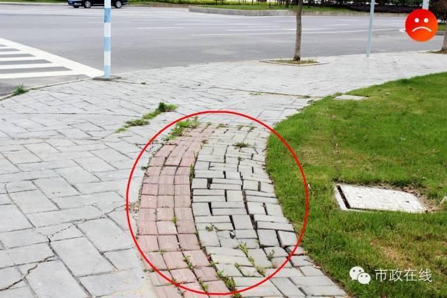 人行道铺装常见通病剖析——局部松动、沉降、开裂
