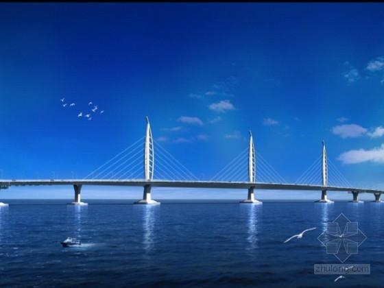 [广东]跨海大桥钢箱梁斜拉桥钢索塔装船运输及配合吊装方案(附计算书 共360页)