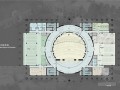 [浙江]四层外国语学校图书馆室内设计方案
