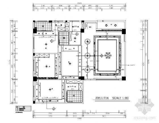 家装吊顶详图2