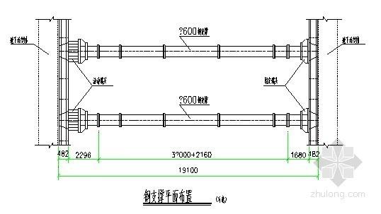 [广东]地铁车站深基坑钢支撑安装及拆除施工技术交底
