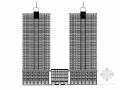 [湖南]某商业综合体规划及单体设计方案图(含效果图)