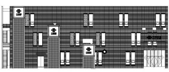 某通信楼建筑施工图