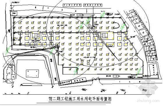 惠州某工程临时用水用电施工方案