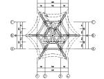 中式六角亭设计
