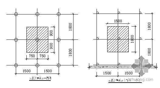 某工程内装饰施工脚手架方案(满堂  22米)