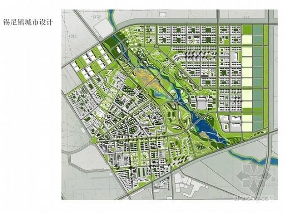 [鄂尔多斯]河道景观概念设计方案