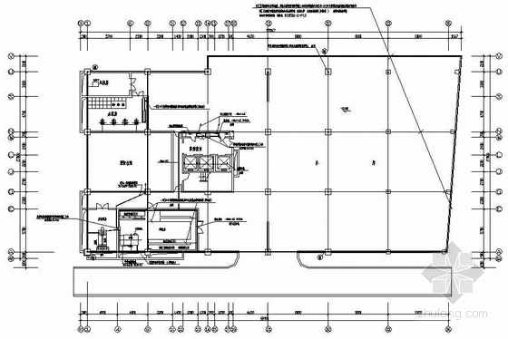 四川某15层电梯公寓电气施工图