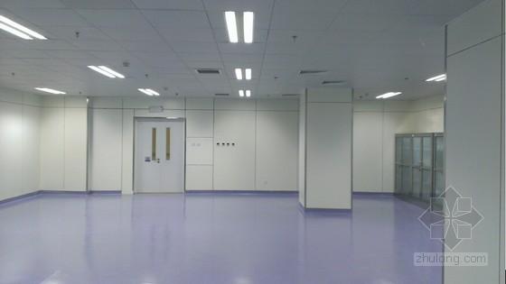 内外墙装饰工程无机预涂板施工工法