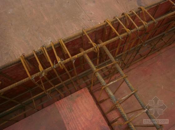 建筑工程转换层钢筋施工安全技术交底培训讲义