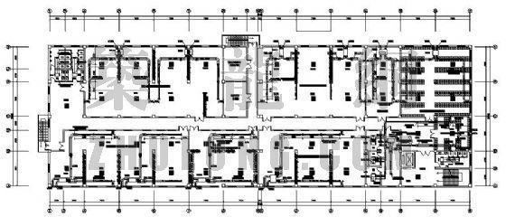 河北移动客服中心机房空调图
