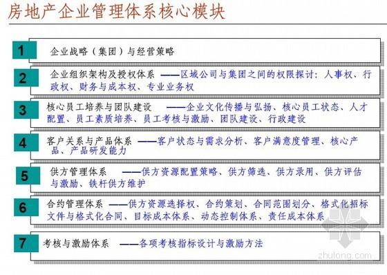 房地产项目开发流程、开发报建与工程管理系列精讲(运作与进度控制 91页)