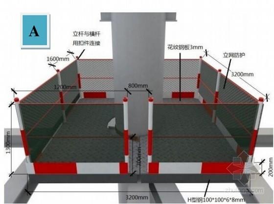 钢结构工程施工现场安全防护标准化图册(三维效果图)