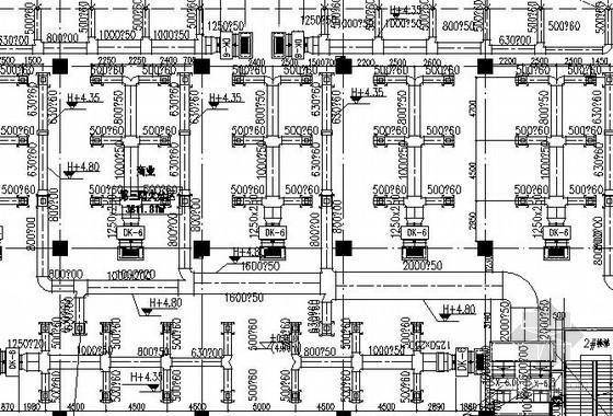 [江苏]高层商业楼舒适性中央空调系统设计施工图