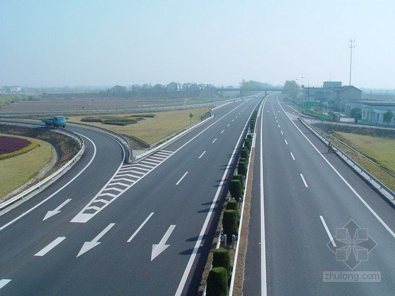 [西南]省际高速公路实施性施工组织设计135页(立交 隧道)