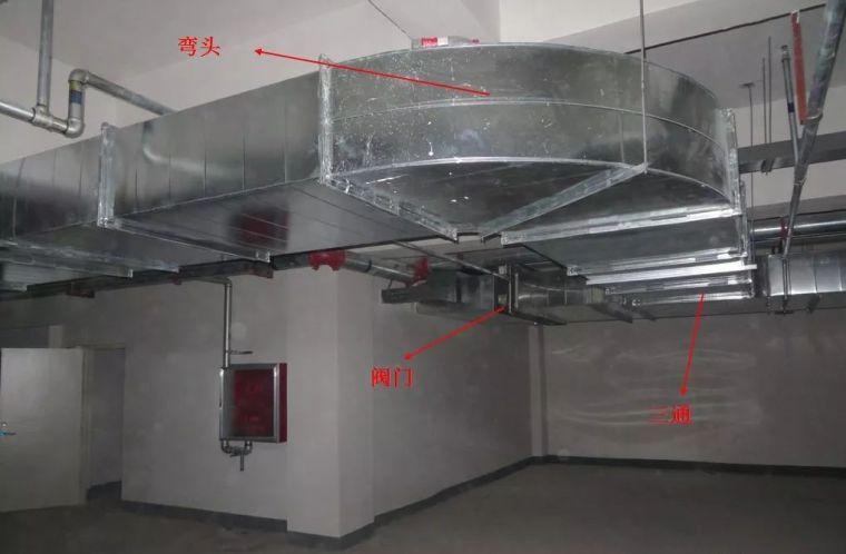 人防通风及防排烟工程的制作安装
