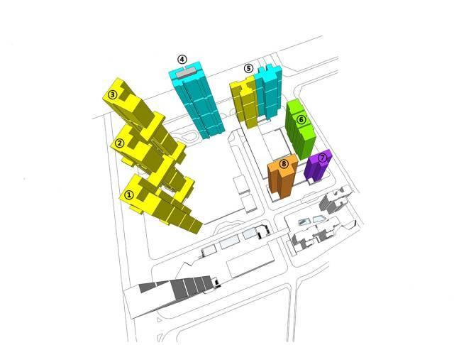 装配式钢结构+BIM技术,看看是怎么做高层住宅的!
