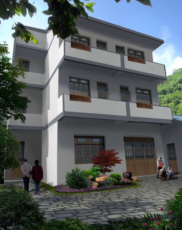 住宅改造设计详图