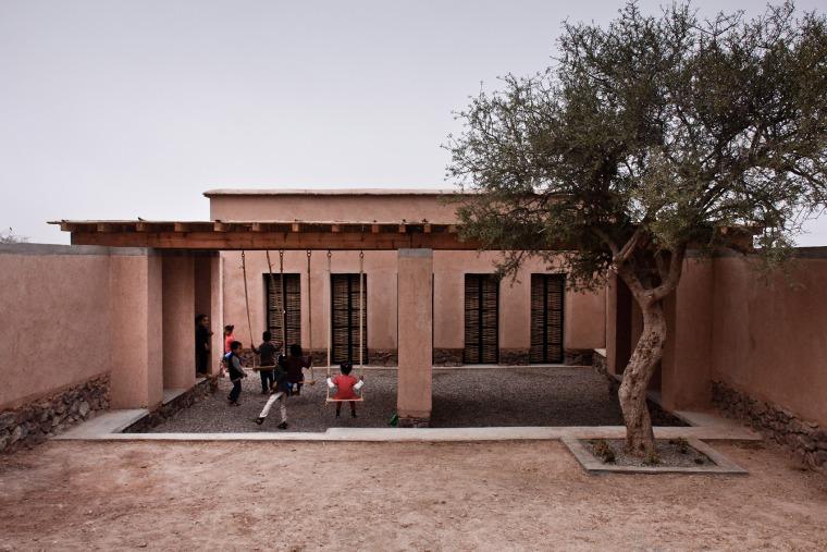 摩洛哥Aknaibich早教基地