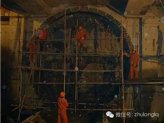 图解南京长江隧道盾构施工全过程_15