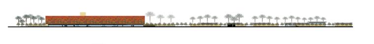 摩洛哥可拓展性盖勒敏机场立面图(30)