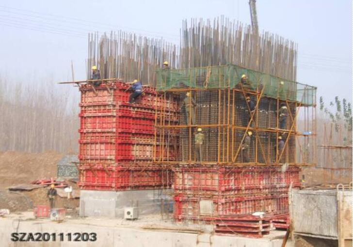 公路工程施工现场常见三违行为图片展示(高处作业、临时用电等)
