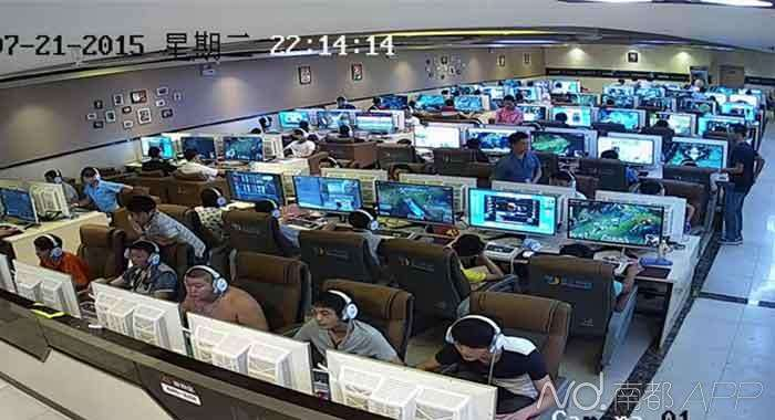 翔视连锁网吧集中监控系统方案