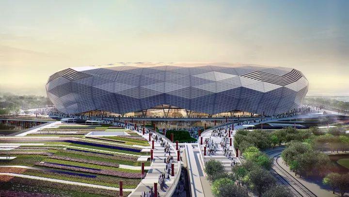 卡塔尔才是真土豪!2022世界杯球场一掷千金,国足4年后也许还能_27