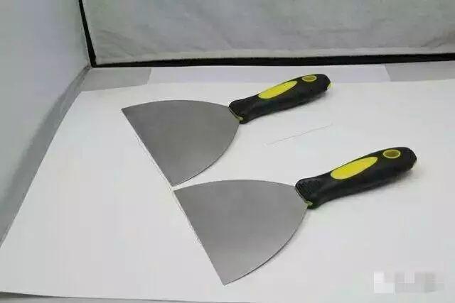 腻子涂料工的十八般工具,你都用过吗?