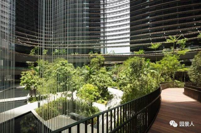 景观中庭,建筑群的心脏!_32