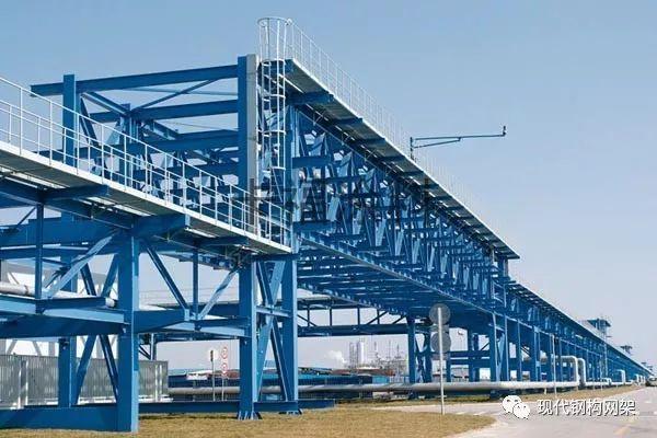 钢结构各个部件和做法建筑体系最全图解
