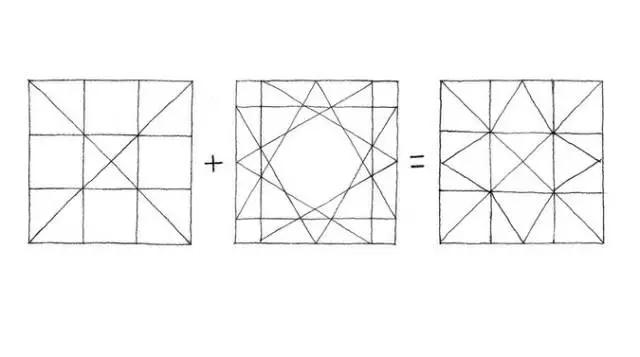 20张平面图教你用九宫格做设计