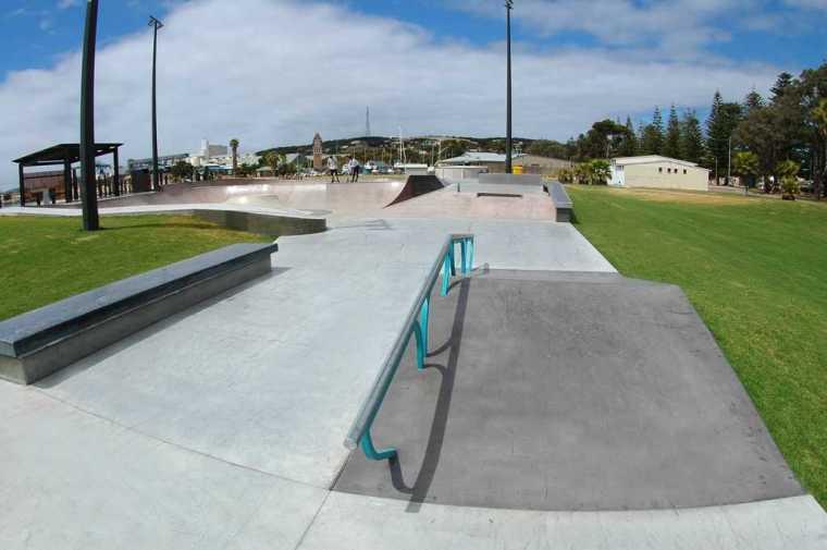 澳大利亚Esperance滑板公园-4