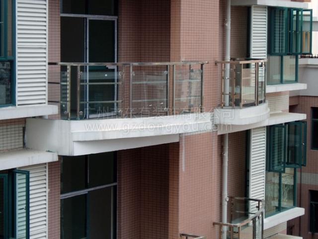 经济耐用 别墅不锈钢护栏