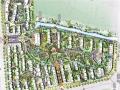[安徽]生态解构主义花园式居住区景观规划设计方案