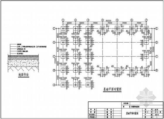 成都某钢结构售楼部结构设计图