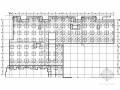 现浇钢筋混凝土板柱结构地下车库结构图