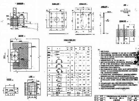 II型双块式资料下载-时速250公里无砟轨道预制后张法预应力混凝土简支整孔箱梁通用图60张(知名大院)