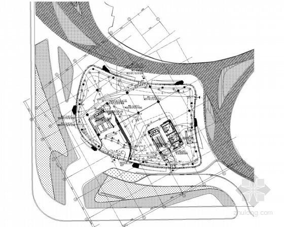 [北京]市中心知名办公商业综合体加层改造电气全套施工图(大院之作)