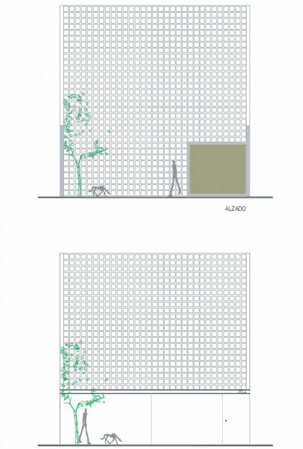 建筑學出圖怎樣才正確美觀好看?(關于立面)